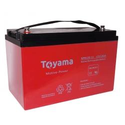 Akumulator żelowy Toyama Motive NPM 120 Ah 12V